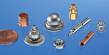 High precision and miniature parts from ITW Highland